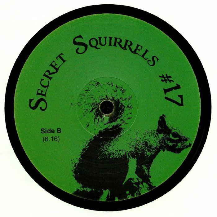 SECRET SQUIRREL - Secret Squirrels #17