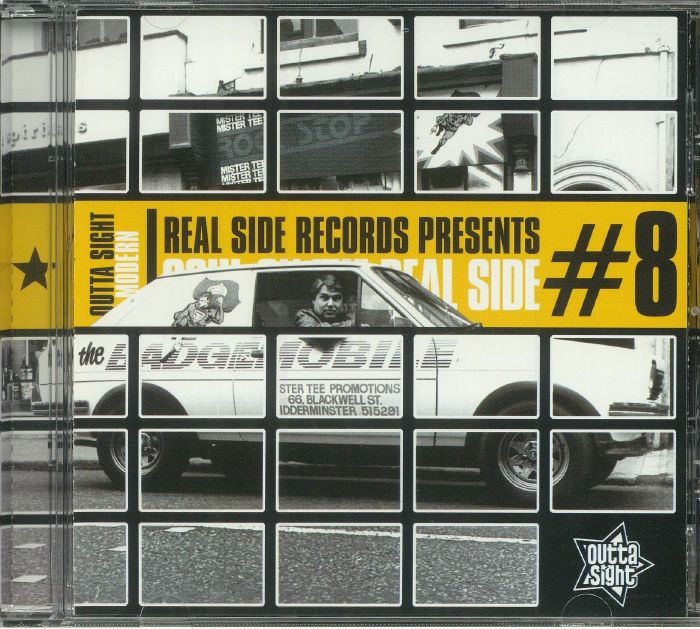 VARIOUS - Soul On The Real Side #8