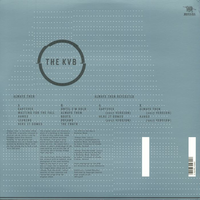 KVB, The - Always Then (Anniversary Edition) (reissue)