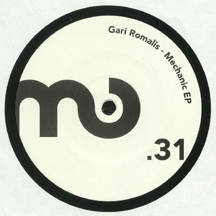 ROMALIS, Gari - Mechanic EP
