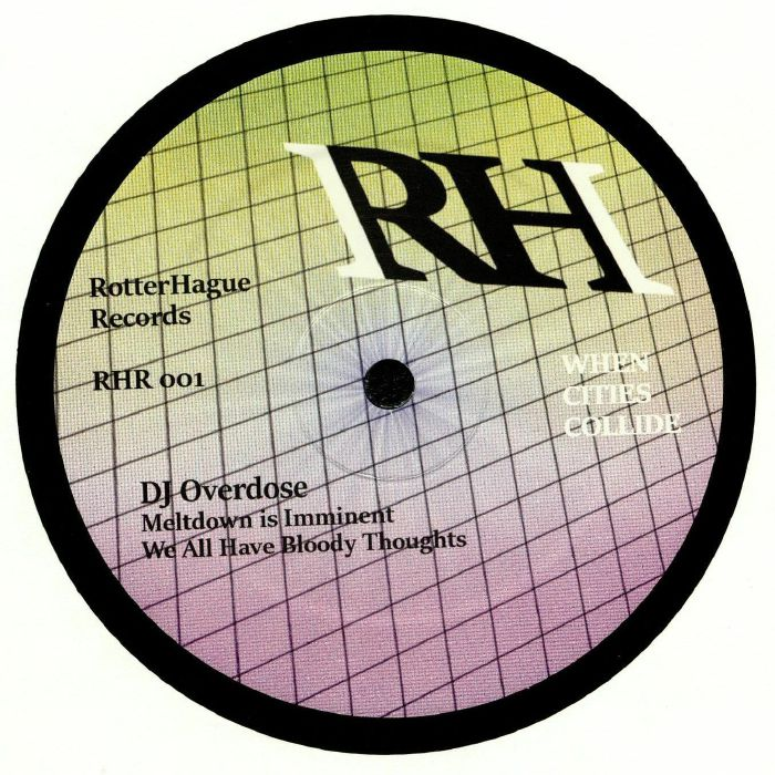 DJ OVERDOSE/DJ TECHNICIAN - When Cities Collide