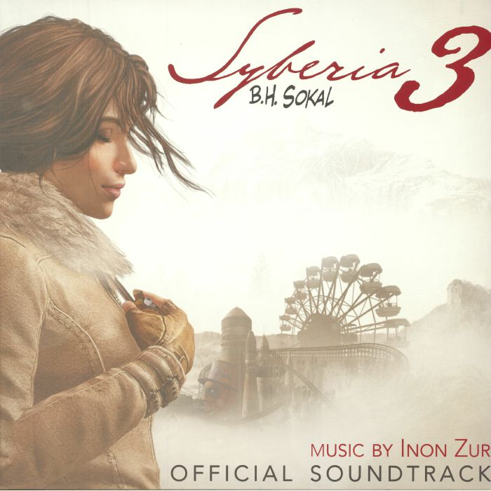 ZUR, Inon - Syberia 3 (Soundtrack)