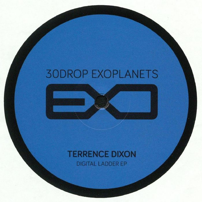 DIXON, Terrence - Digital Ladder EP