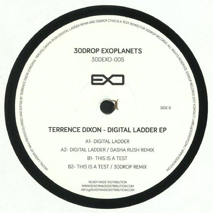 DIXON, Terrence - Digital Ladder EP