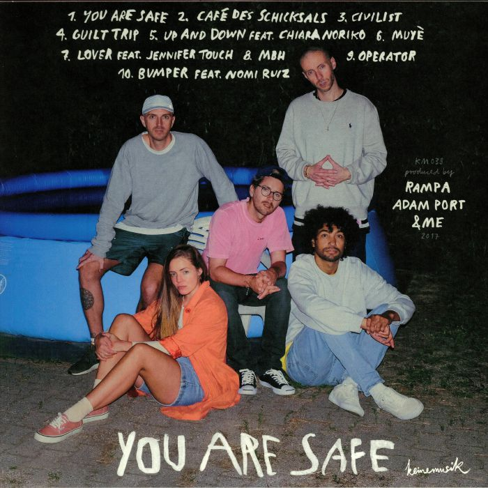 RAMPA/ADAM PORT/&ME - You Are Safe