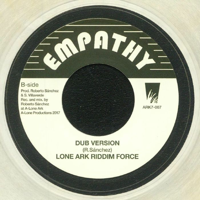 MATTHEWS, Clive/LONE ARK RIDDIM FORCE - Never Too Late