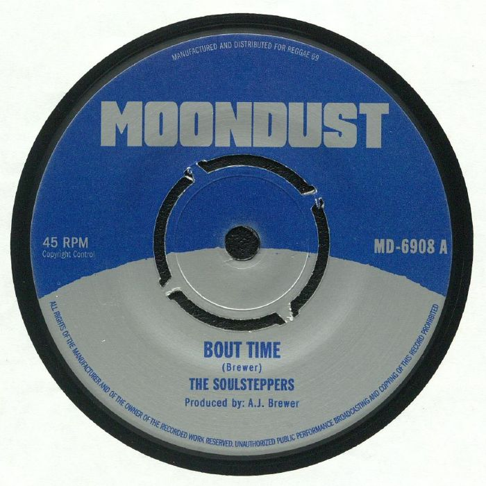 SOULSTEPPERS, The - Bout Time