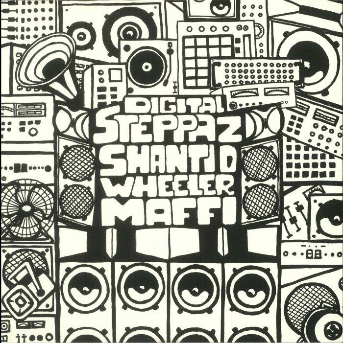 WHEELER/DIGITAL STEPPAZ - Breeze Blow