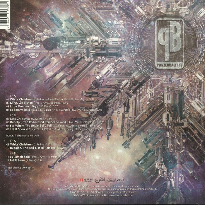 PANZERBALLETT - X Mas Death Jazz