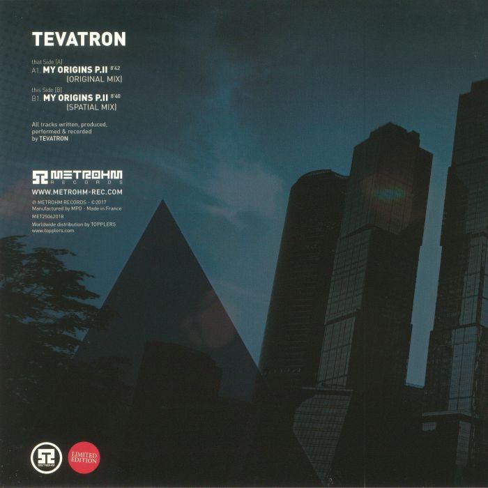 TEVATRON - My Origins Part II