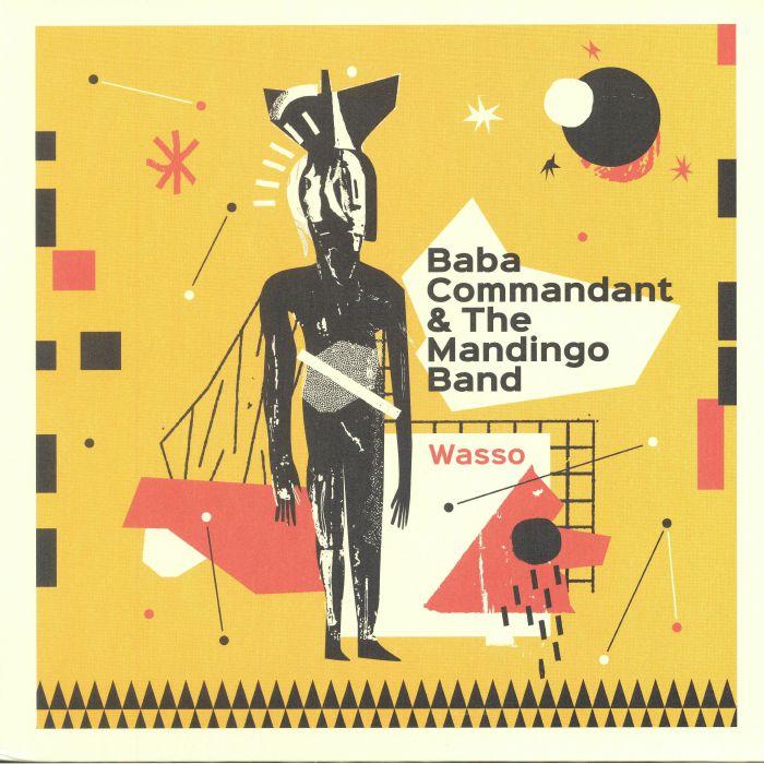 BABA COMMANDANT/THE MANDINGO BAND - Wasso
