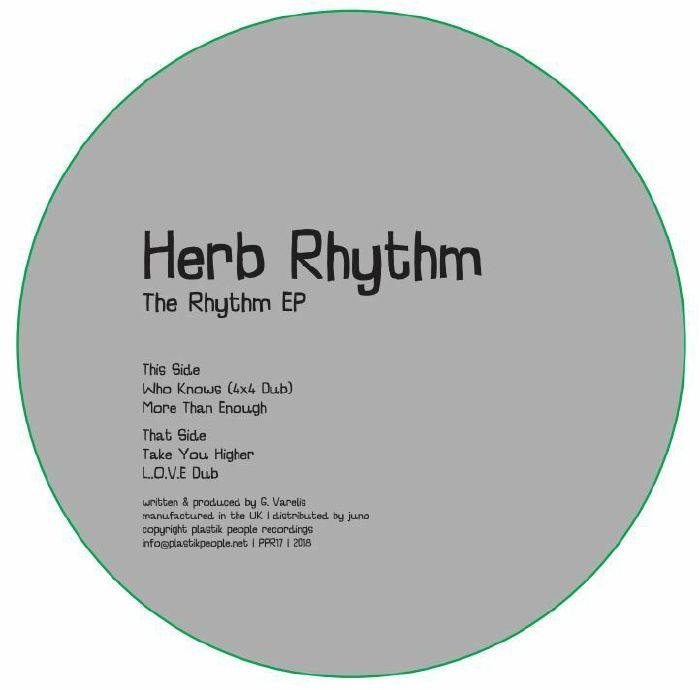 HERB RHYTHM - The Rhythm EP