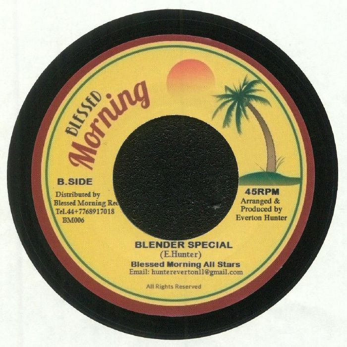 ROHAN IRIE/BLESSED MORNING ALL STARS - Ghetto