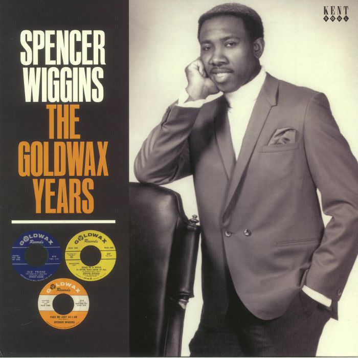 WIGGINS, Spencer - The Goldwax Years