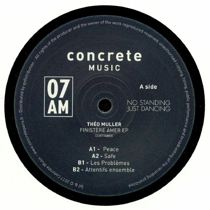 MULLER, Theo - Finistere Amer EP