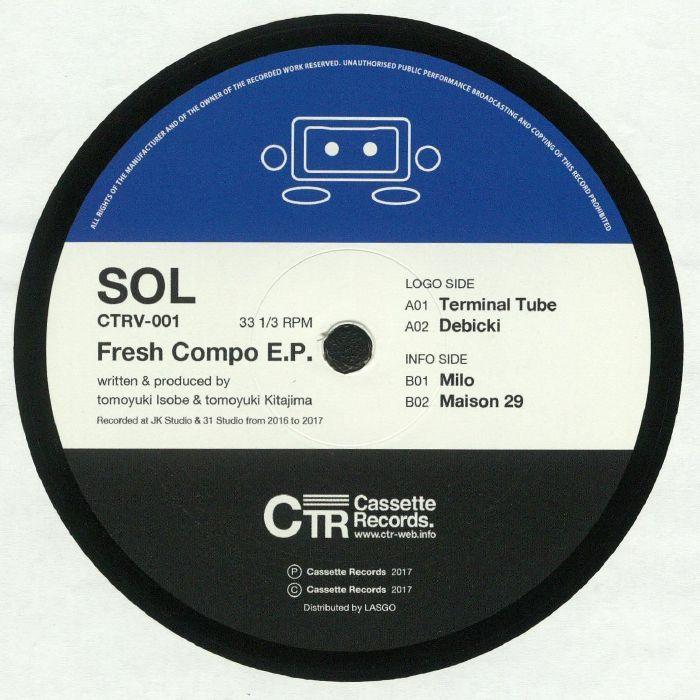 SOL - Fresh Compo EP