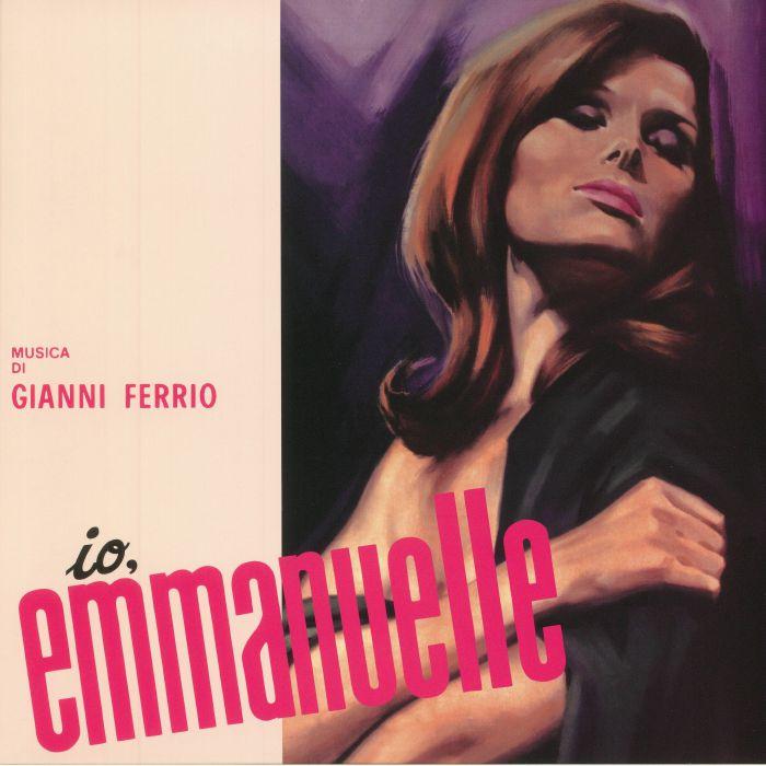 FERRIO, Gianni - Io Emmanuelle (reissue)
