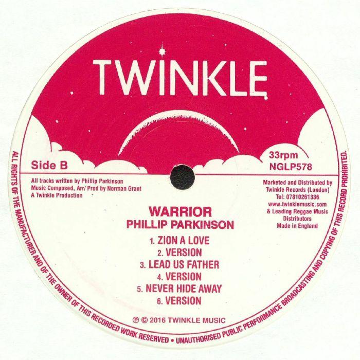 PARKINSON, Phillip - Warrior
