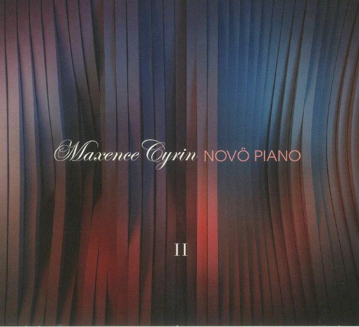 CYRIN, Maxence - Novo Piano II