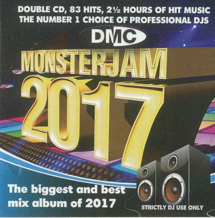 VARIOUS - Monsterjam 2017 (Strictly DJ Only)