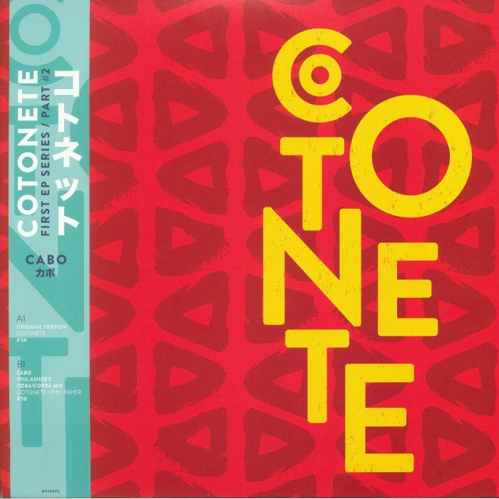 COTONETE - Cabo