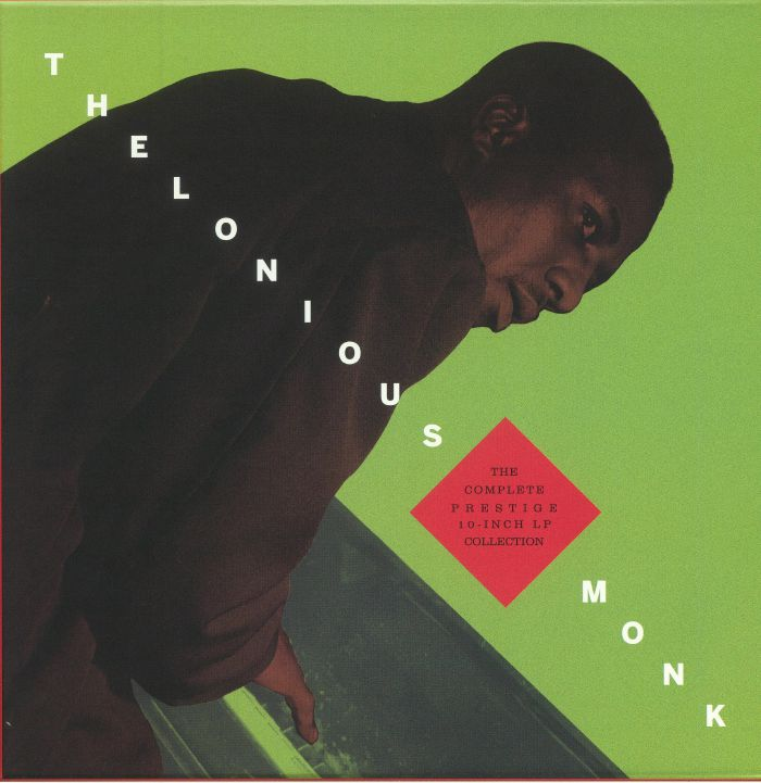 MONK, Thelonious - The Complete Prestige 10 Inch LP Collection