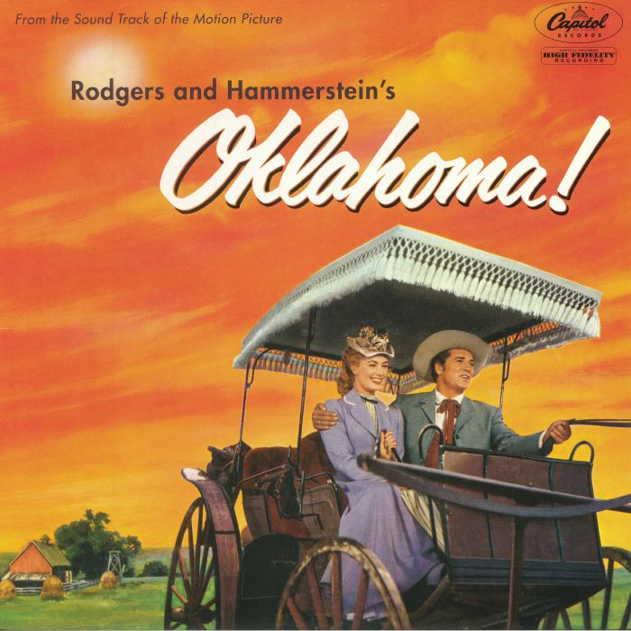 RODGERS & HAMMERSTEIN/VARIOUS - Oklahoma (Soundtrack)