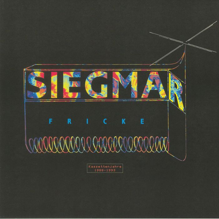 FRICKE, Siegmar - Kassettenjahre 1988-1993