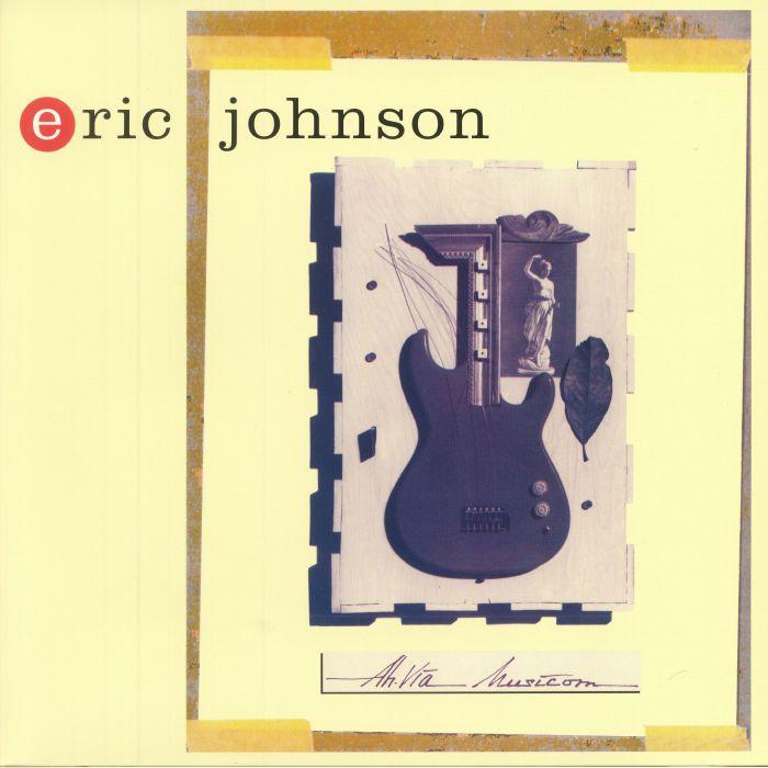 JOHNSON, Eric - Ah Via Musicom