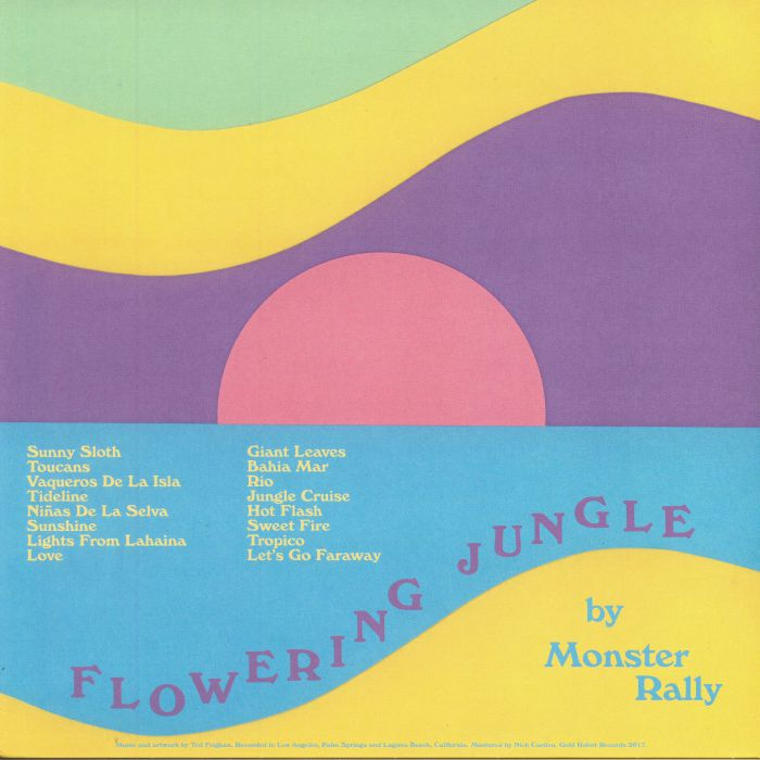 MONSTER RALLY - Flowering Jungle