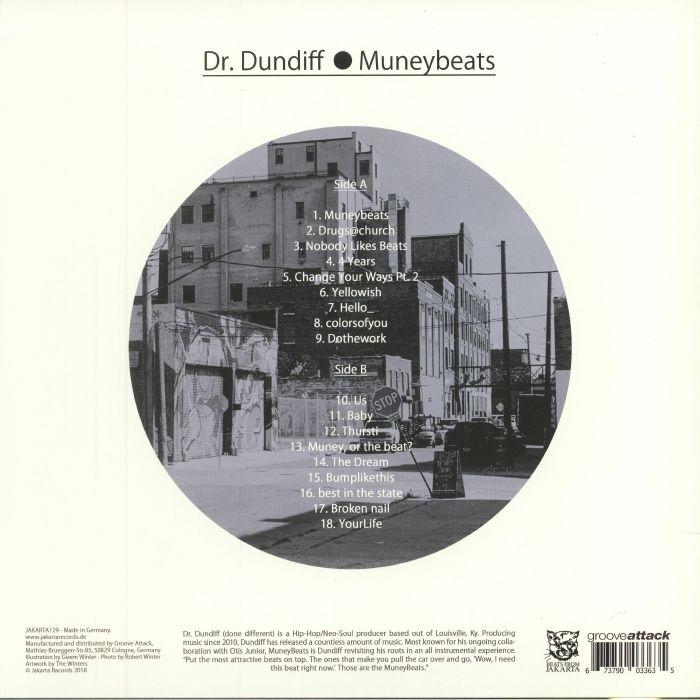 DR DUNDIFF - Muneybeats