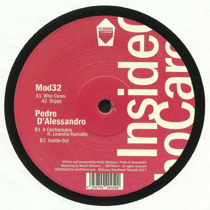 MOD32/PEDRO D'ALESSANDRO - Who Cares