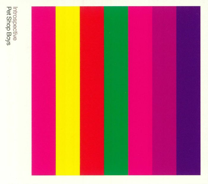 PET SHOP BOYS - Introspective: Further Listening 1988-1989