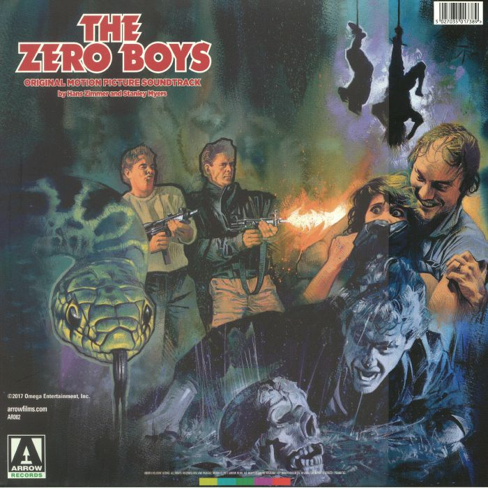 ZIMMER, Hans/STANLEY MYERS - The Zero Boys (Soundtrack)