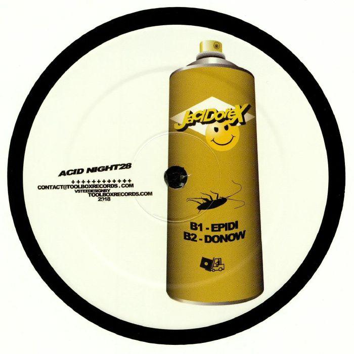 JACIDOREX - Neoacid Files Vol 2
