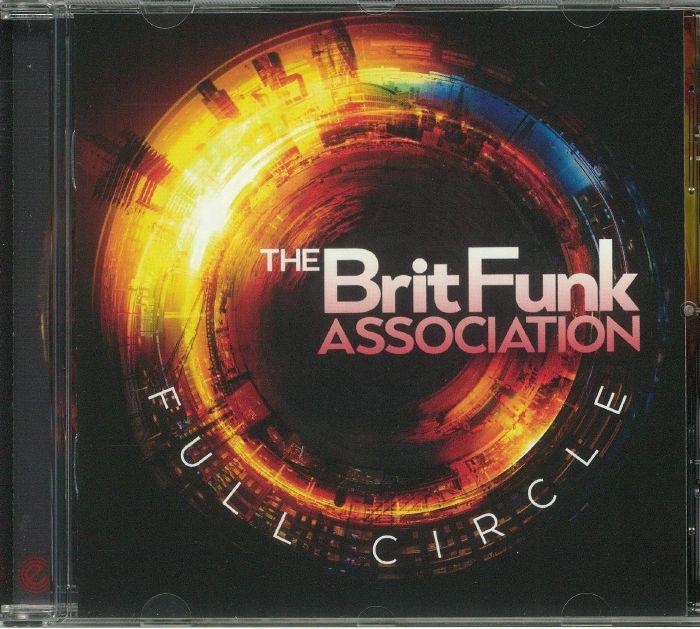 BRIT FUNK ASSOCIATION, The - Full Circle