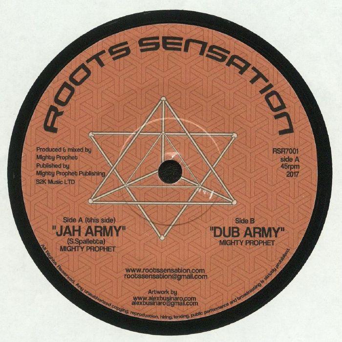 MIGHTY PROPHET - Jah Army
