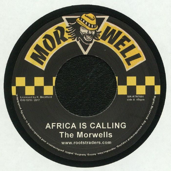 MORWELLS, The - Africa Is Calling