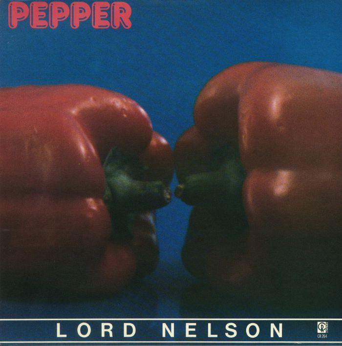 LORD NELSON - Pepper (warehouse find, slight sleeve wear)