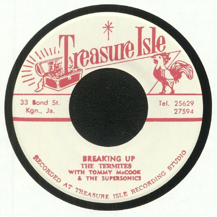 TERMITES, The/TOMMY McCOOK & THE SUPERSONICS - Breaking Up
