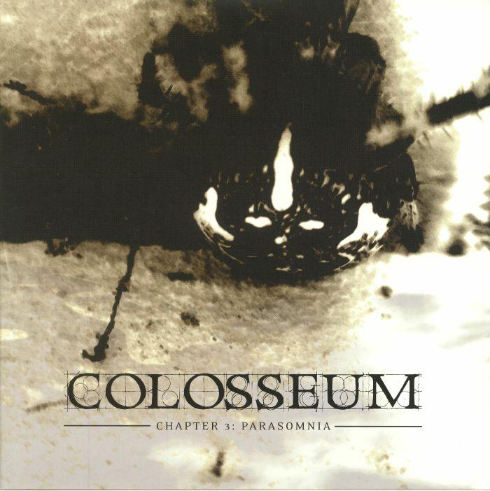 COLOSSEUM - Chapter 3: Parasomnia