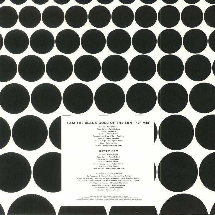 TOSHIO MATSUURA GROUP - I Am The Black Gold Of The Sun