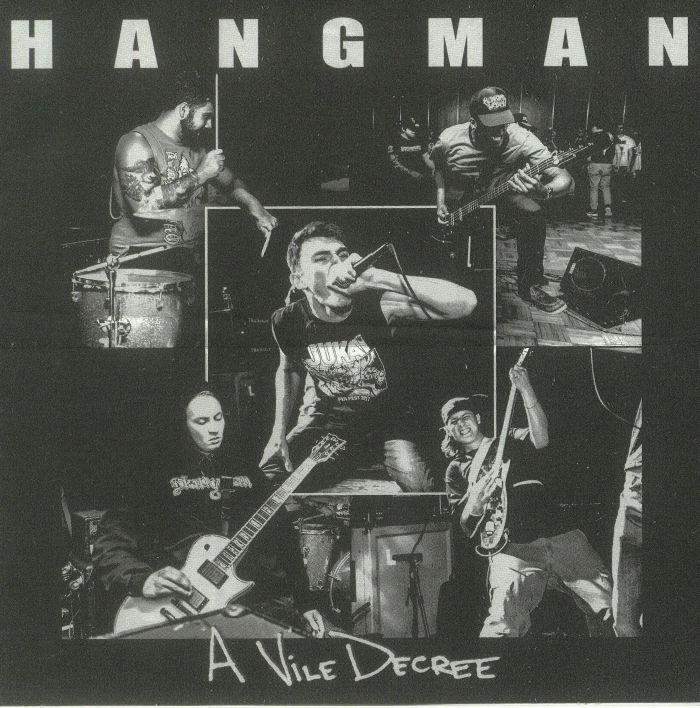 HANGMAN - A Vile Decree
