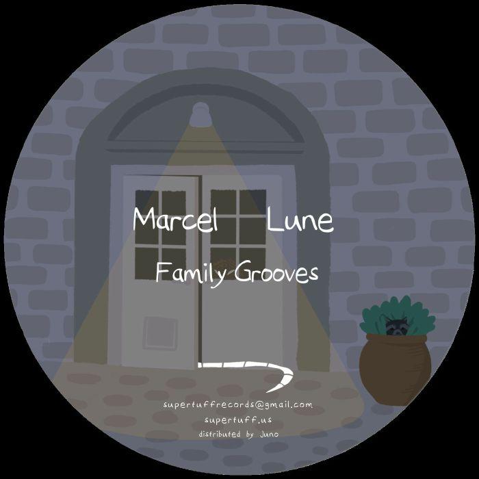 LUNE, Marcel - Family Grooves EP