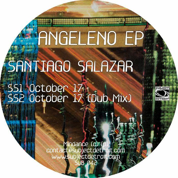 ADAME, Esteban/SANTIAGO SALAZAR - Angeleno EP