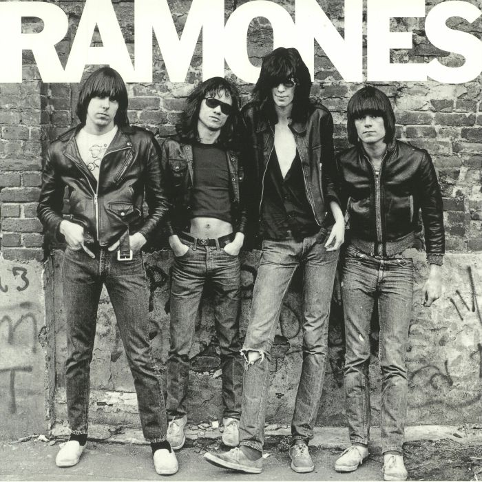 RAMONES - Ramones (remastered)