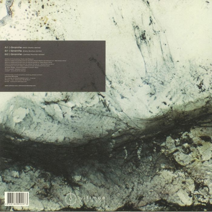 NONSTATIC, Martin - Granite Remixes