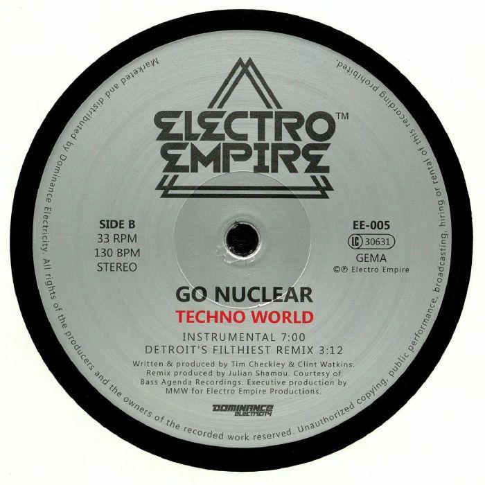 GO NUCLEAR - Techno World