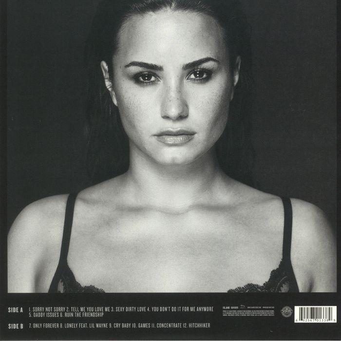 LOVATO, Demi - Tell Me You Love Me
