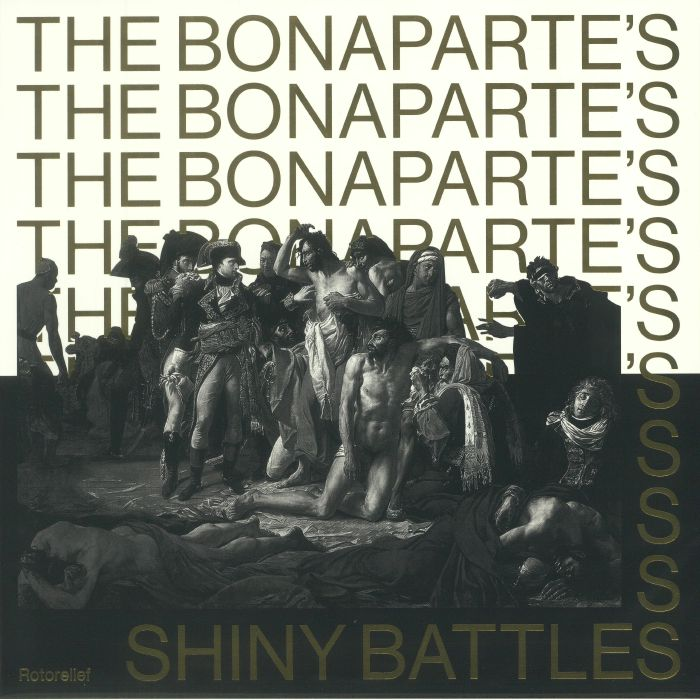 BONAPARTE'S, The - Shiny Battles (remastered)